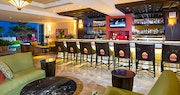 Sophisticated lounge with experience mixologists at Ocean Two, Barbados