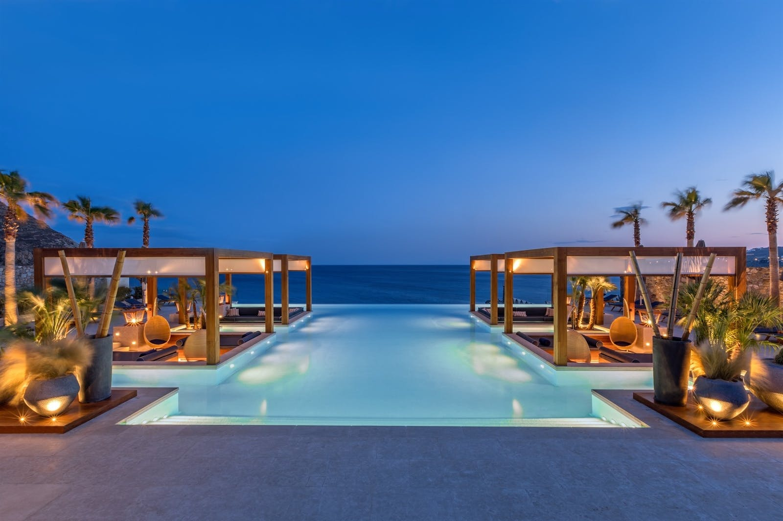 Oasis Pool Lounge at Santa Marina, A Luxury Collection Resort, Mykonos