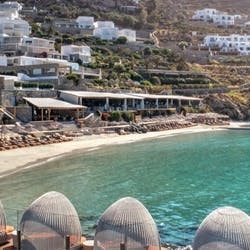 Overview of Santa Marina, A Luxury Collection Resort, Mykonos, Greece