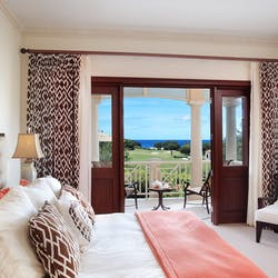 Bedroom at The Westerings, Barbados