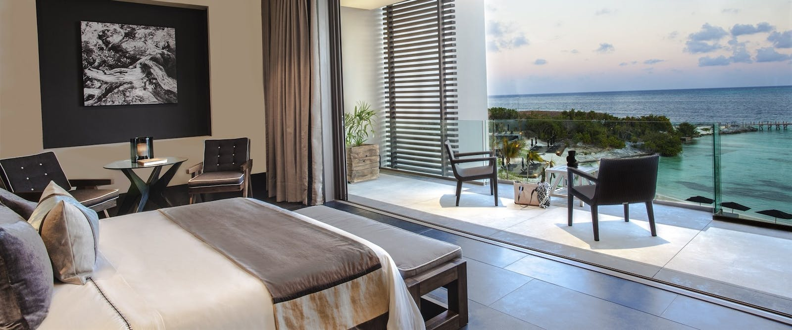 Ocean Suite at NIZUC Resort and Spa, Riviera Maya