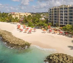 Beach Area at Ocean Two, Barbados