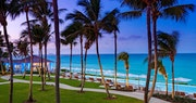 Stroll around the scenic resort at One&Only Ocean Club, Bahamas