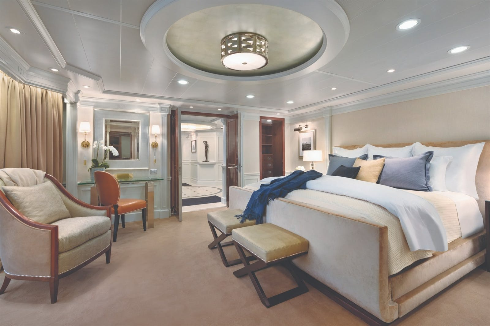 Suite on the Oceania Riveria