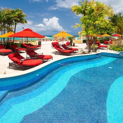 Main Pool at Ocean Two, Barbados