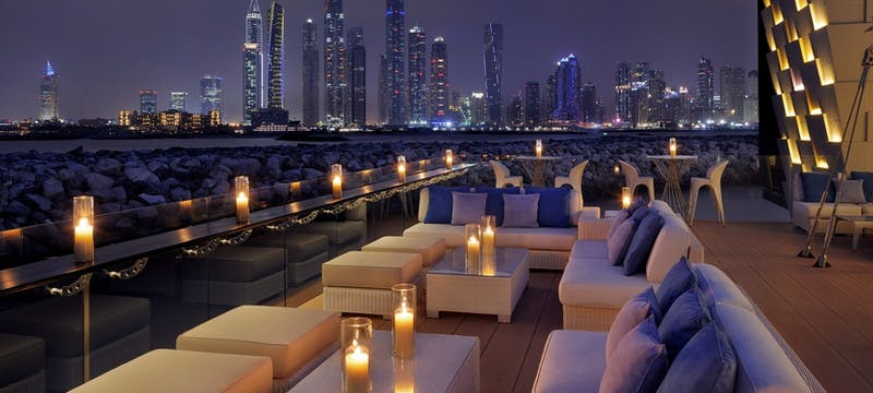 Sky Bar at One&Only The Palm, Dubai