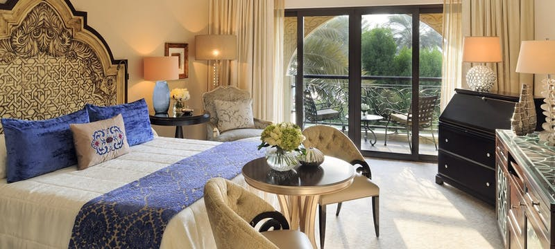 Deluxe room at One&Only Royal Mirage - Arabian Court, Dubai