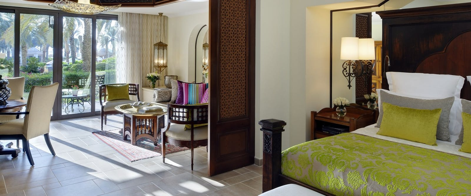 Junior Suite at One&Only Royal Mirage - The Residence & Spa, Dubai