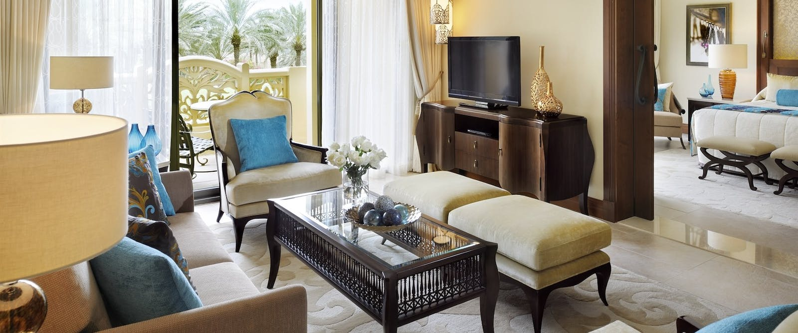 Superior Executive Suite at One&Only Royal Mirage - The Palace, Dubai