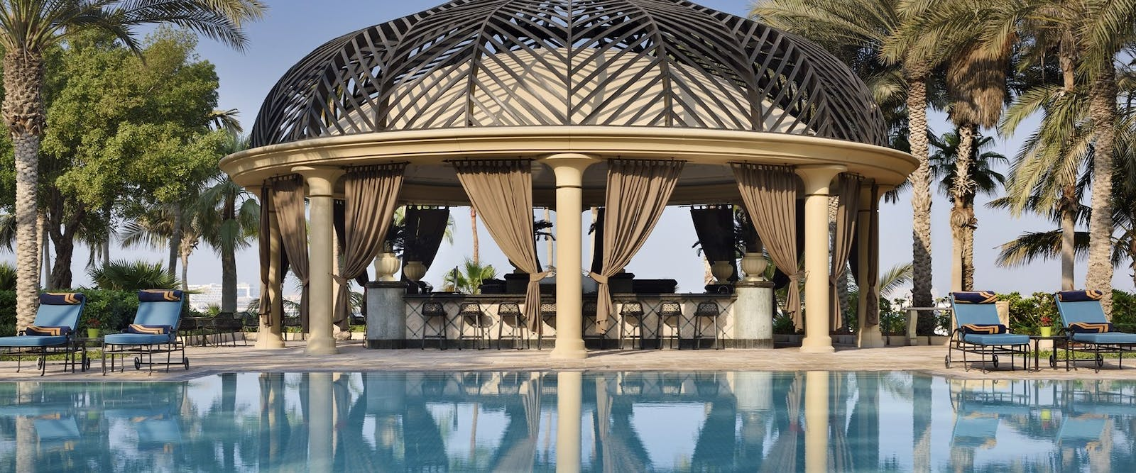 Grand Pool at One&Only Royal Mirage - The Palace, Dubai