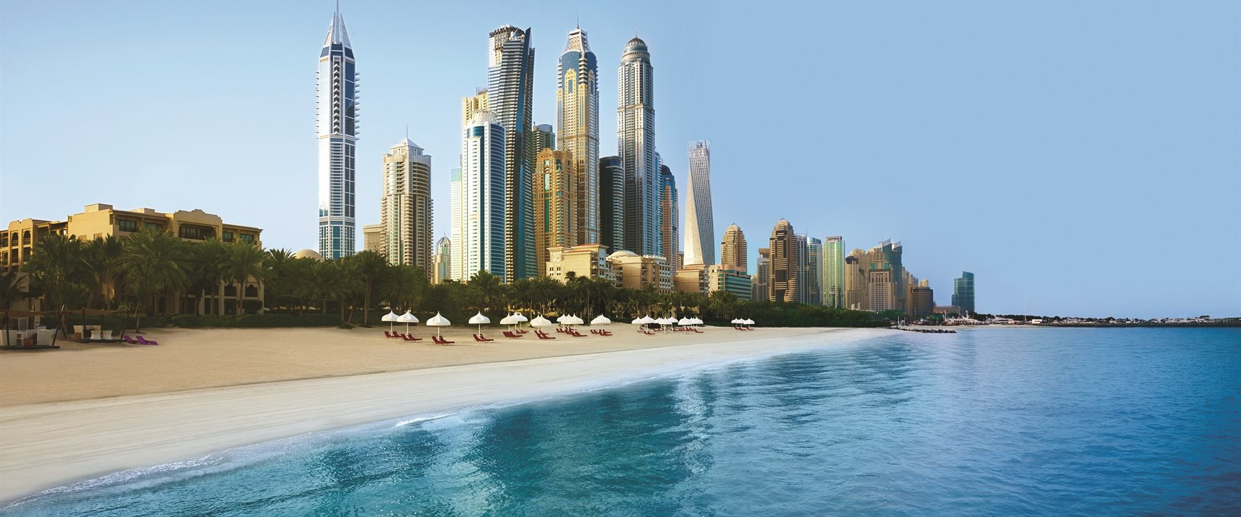 The beach at One&Only Royal Mirage - Arabian Court, Dubai