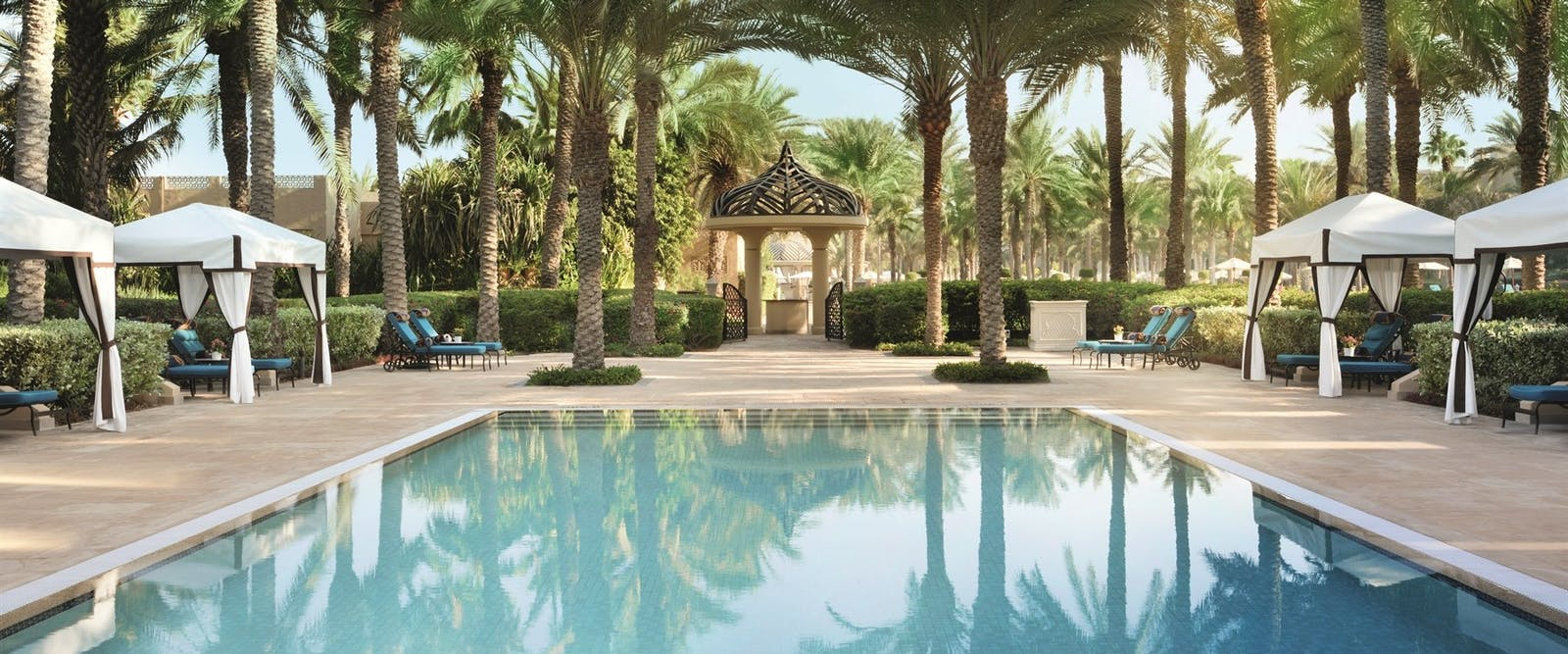 Pool Area at One&Only Royal Mirage - The Palace, Dubai