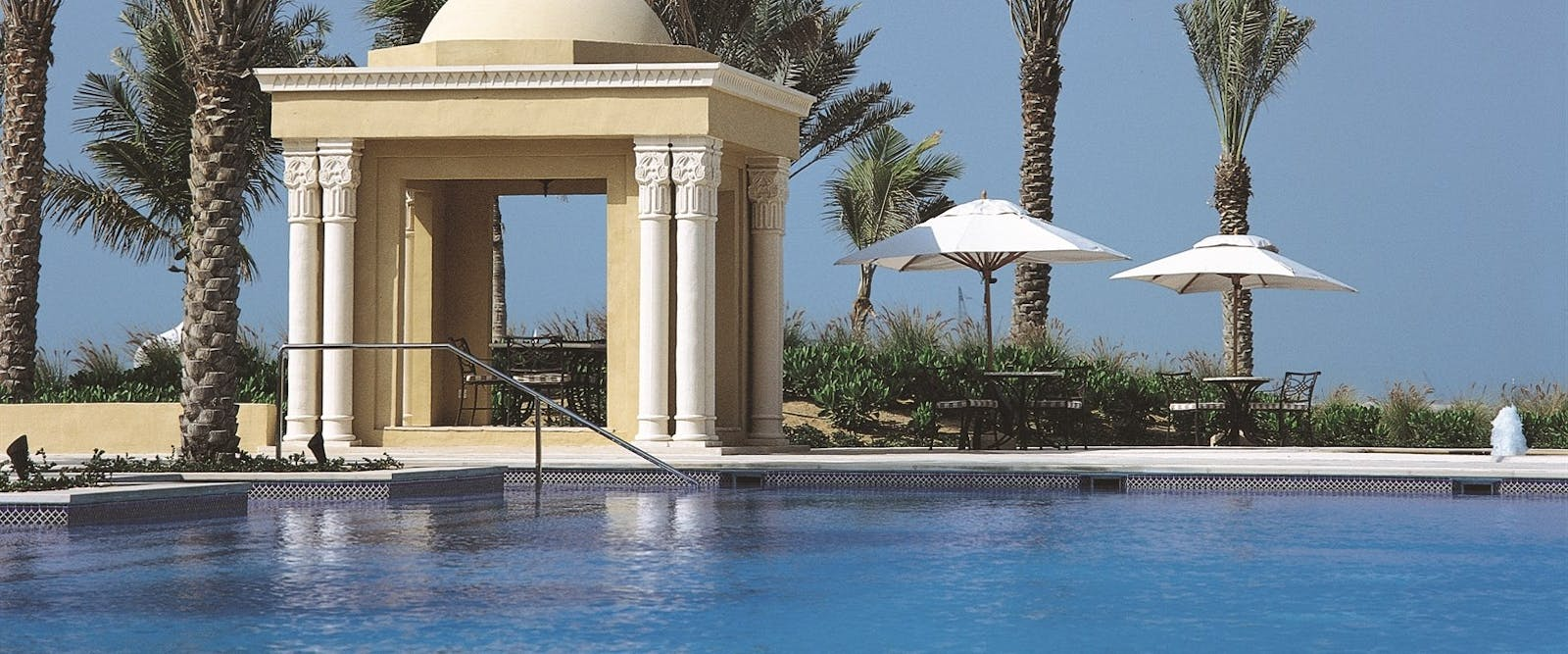 The Pool at One&Only Royal Mirage - The Residence & Spa, Dubai