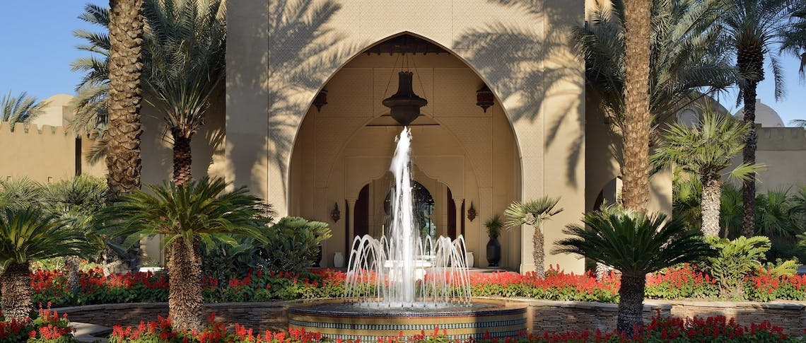 Exterior of One&Only Royal Mirage - Arabian Court, Dubai