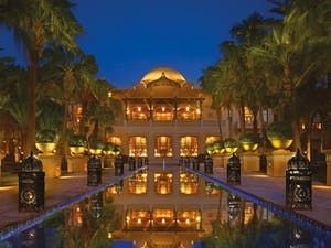 Exterior of One&Only Royal Mirage - The Palace, Dubai