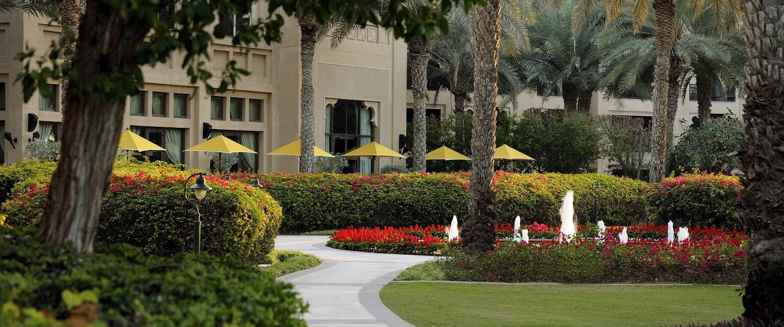 The Garden Landscape at One&Only Royal Mirage - The Residence & Spa, Dubai