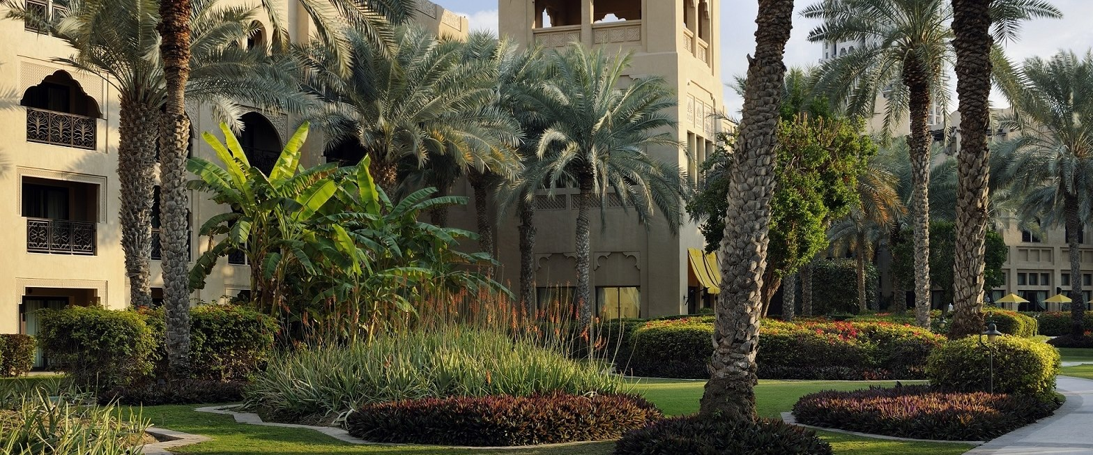 Landscape of One&Only Royal Mirage - Arabian Court, Dubai
