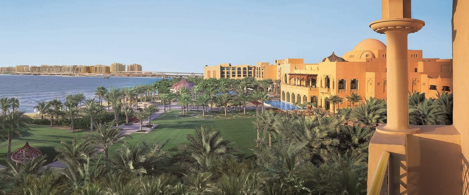 Panoramic View of One&Only Royal Mirage - The Palace, Dubai