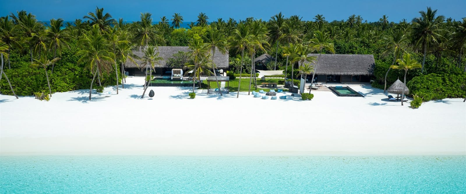 Grand Sunset Residence at One&Only Reethi Rah, Maldives, Indian Ocean