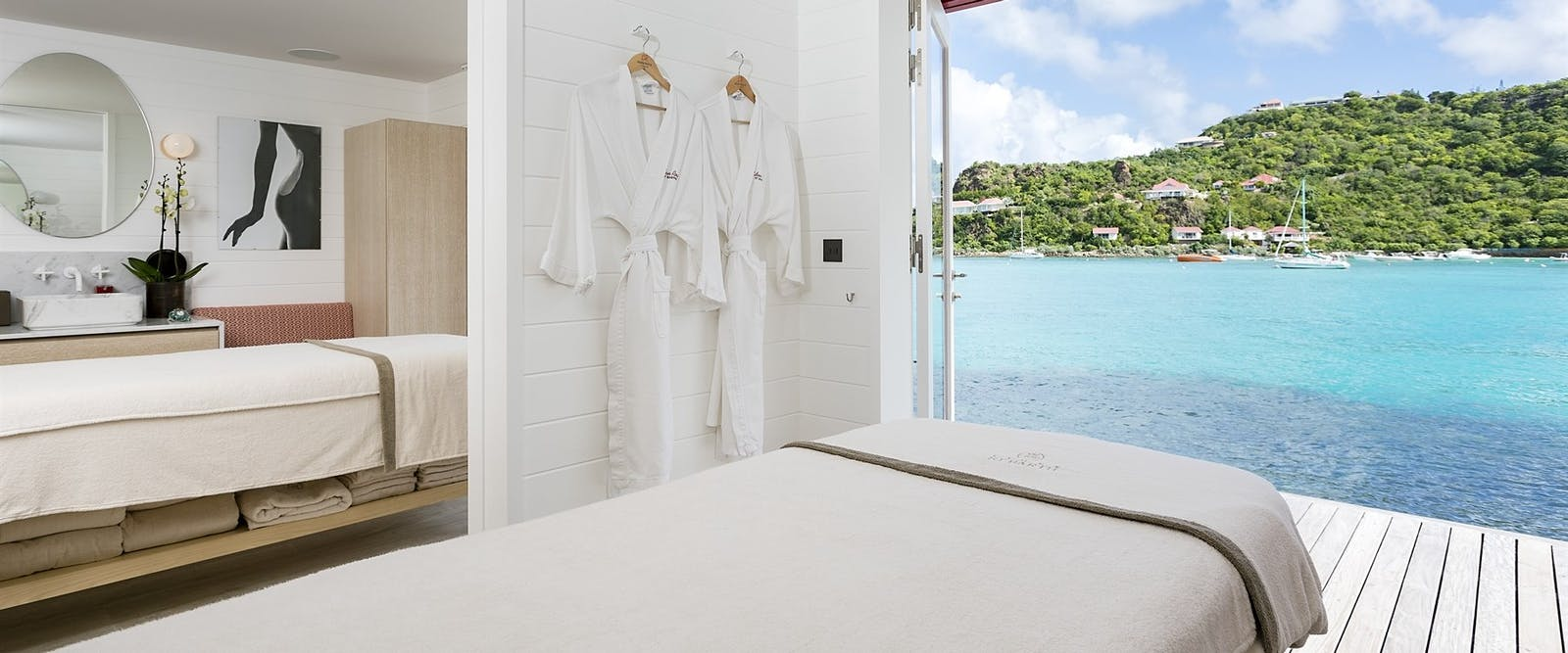 Spa Treatment Room at Eden Rock, St Barths