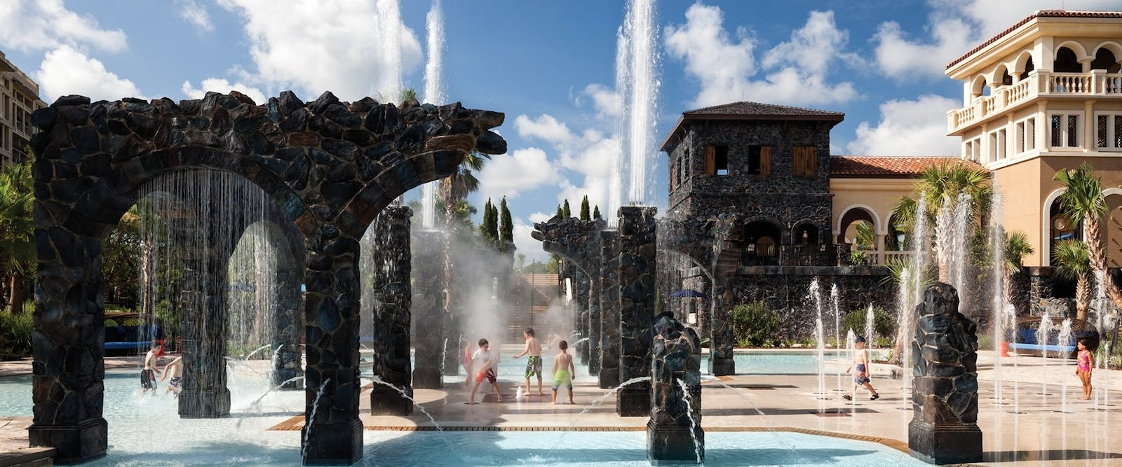 Splash Zone at Four Seasons Resort Orlando at Walt Disney World Resort, Florida