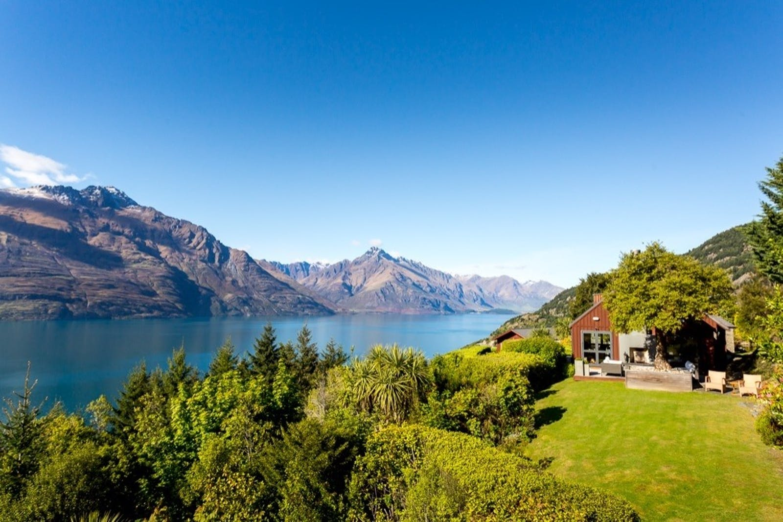 azur lodge, Queenstown, South Island, New Zealand