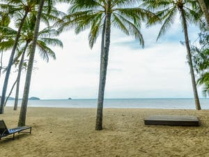 Beachfront access at Kewarra Beach Resort and Spa