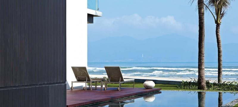 Private pool at Hyatt Regency Danang Resort and Spa