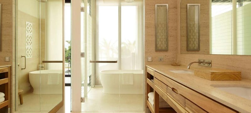 Bathroom at Hyatt Regency Danang Resort and Spa