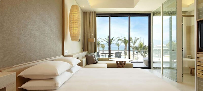 Bedroom at Hyatt Regency Danang Resort and Spa