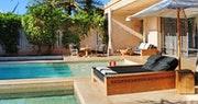 Pool Villa Terrace at Palais Namaskar, Marrakech