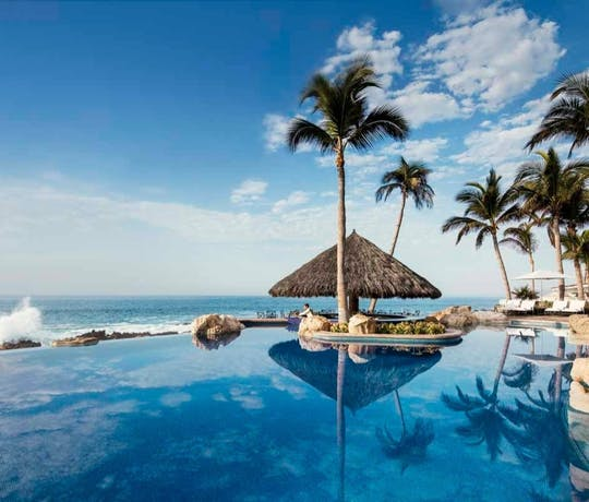 Vista Pool at One&Only Palmilla, Los Cabos, Mexico