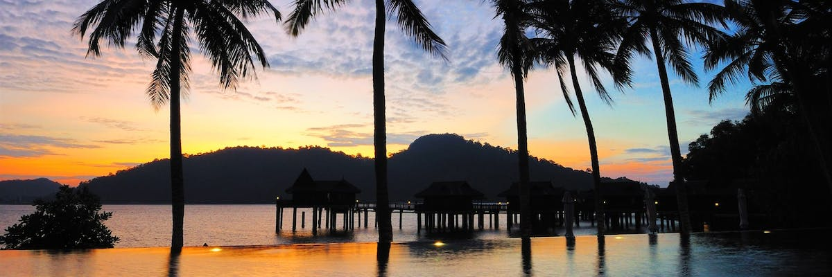luxury holidays to pangkor laut island