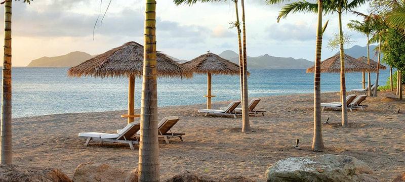 Paradise Beach, Nevis