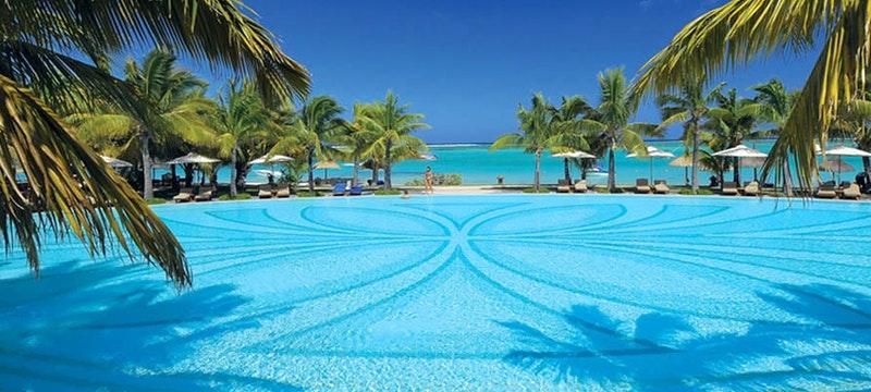 Pool at Paradis Beachcomber Gold Resort & Spa