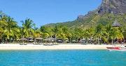 Beach at Paradis Beachcomber Golf Resort & Spa