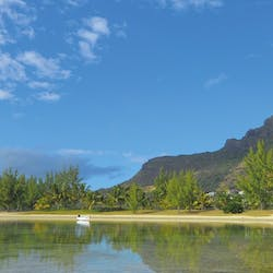 Overview of Paradis Hotel & Golf Club, Mauritius
