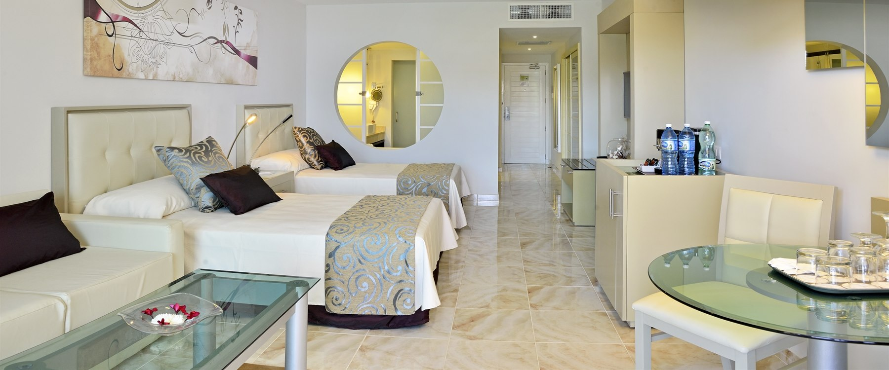 Family Concierge Junior Suite at Paradisus Varadero