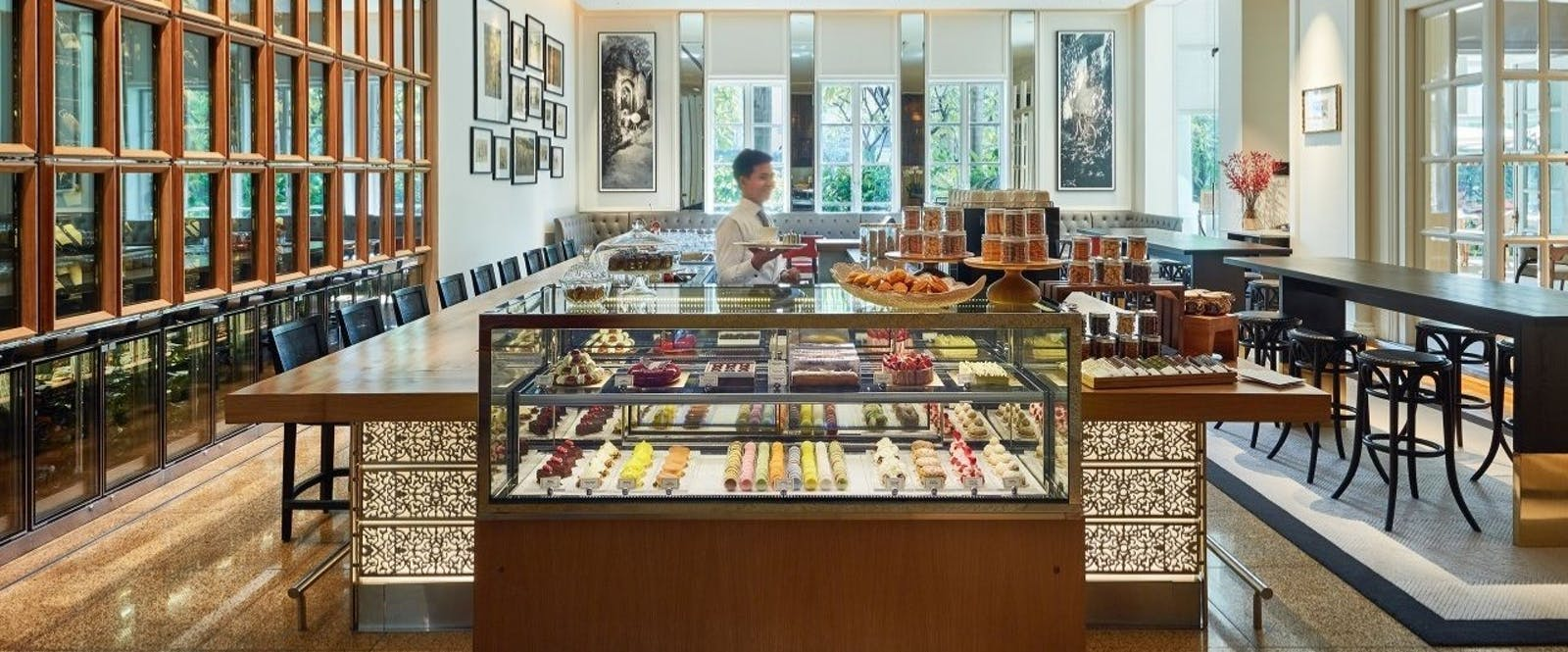 The Pastry Boutique at Park Hyatt Saigon, Vietnam