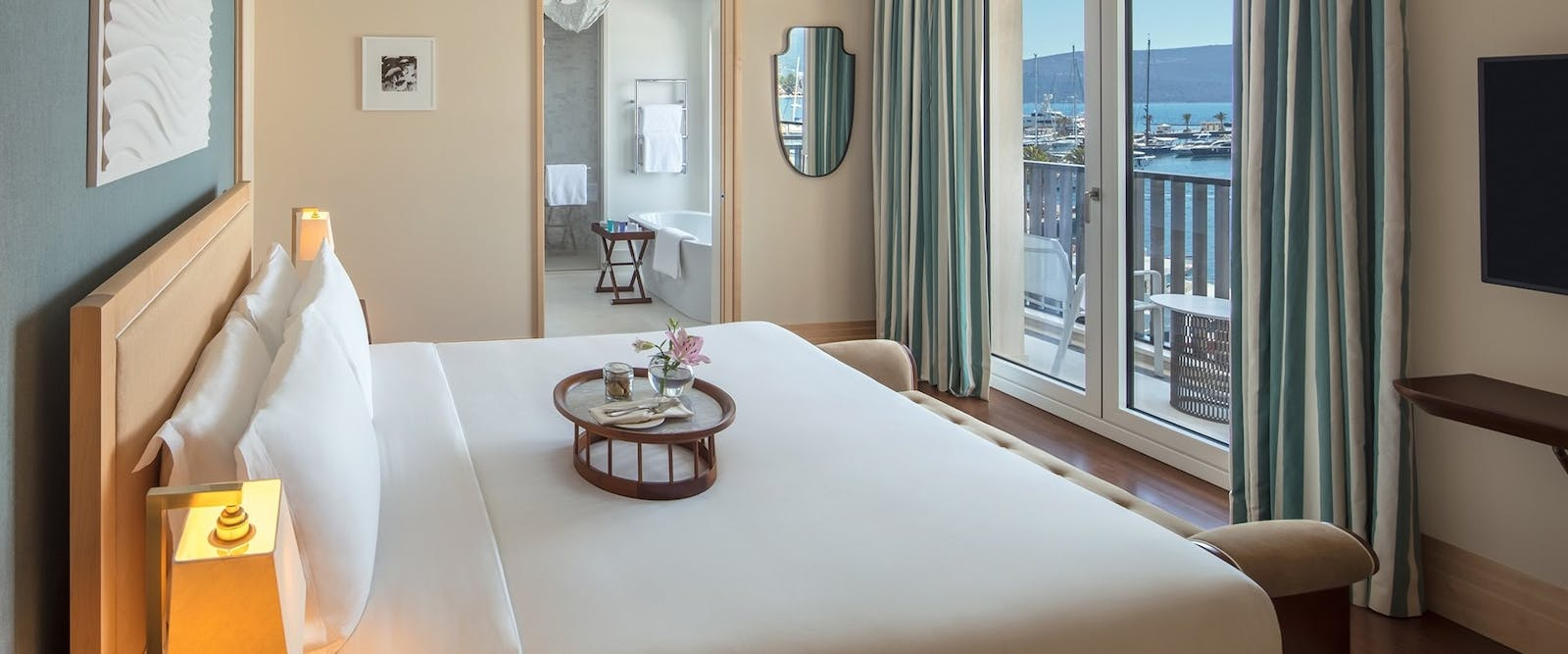 One Bedroom Suite at Regent Porto, Montenegro