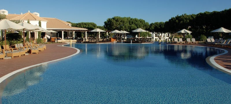 Swimming pool at Pine Cliffs, a Luxury Collection Resort, Algarve