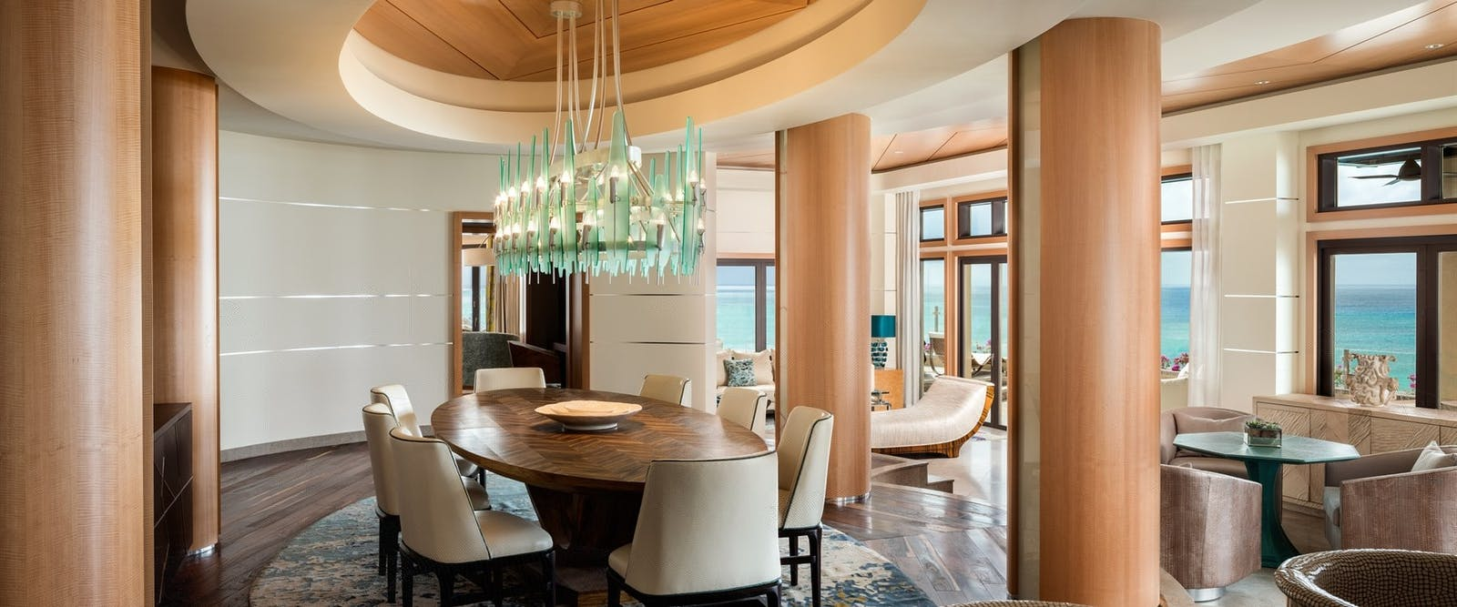 Penthouse Dining at The Ritz-Carlton, Grand Cayman, Cayman Islands, Cayman Islands