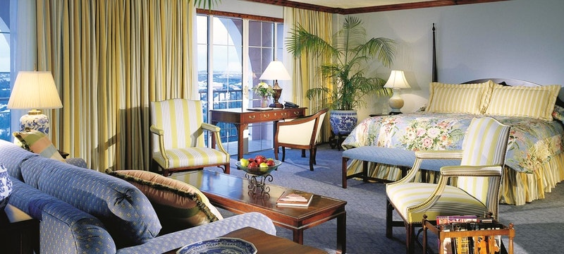 Penthouse suite at Fairmont Southampton, Bermuda