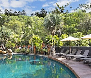 Swimming pool, Peppers Noosa Resort and Villas