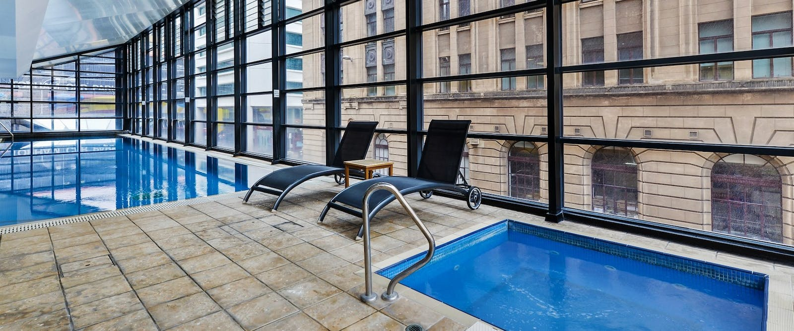 Swimming pool, Peppers Waymouth Hotel, Adelaide