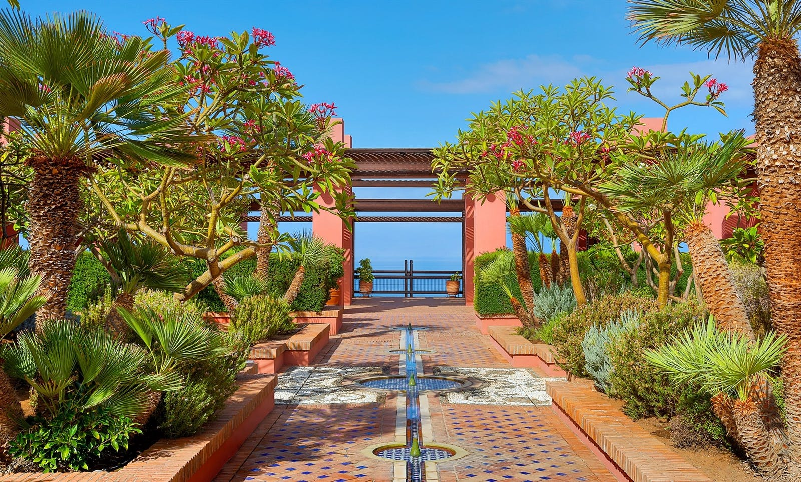 Persian Garden, The Ritz-Carlton, Abama, Tenerife