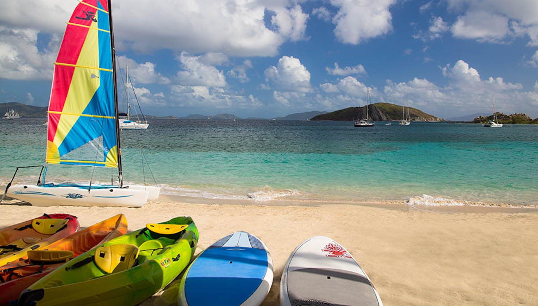 Tradewinds Restaurant British Virgin Islands