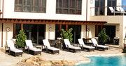 Falcon's Nest terrace at Peter Island Villa Estates, British Virgin Islands