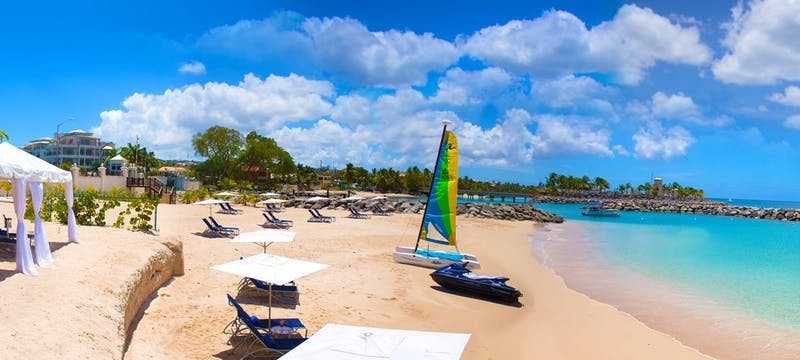 Ocean view at Port Ferdinand Marina and Luxury Residences, Barbados