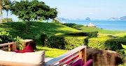 The stunning surroundings of Phulay Bay, Thailand